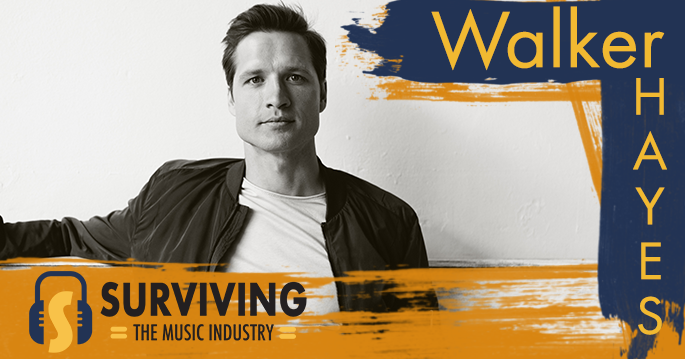Episode 1: Walker Hayes & Jeff Hyde - Artists and Songwriters
