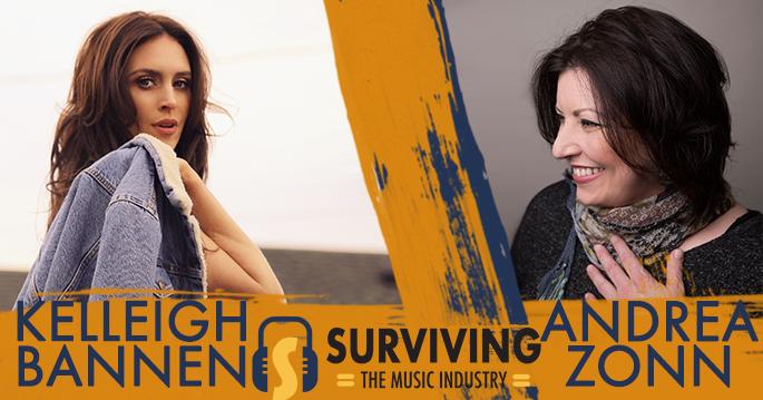 Episode 10: Andrea Zonn & Kelleigh Bannen - Celebrated Musician & Artist's