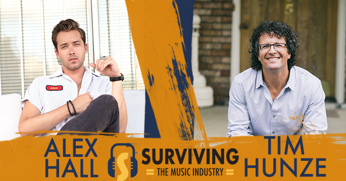Episode 27: Alex Hall & Tim Hunze - Artist and Publisher