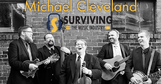 The Flamekeeper - 11 Time Fiddle Player of the Year winner and now the subject of Flamekeeper: The Michael Cleveland Story shares his thoughts on his documentary.