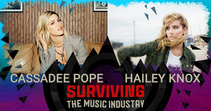 Episode 118: Cassadee Pope and Hailey Knox - Artists and Songwriters