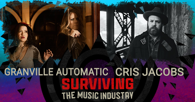 Episode 119: Cris Jacobs and Granville Automatic - Aritsts and Songwriters