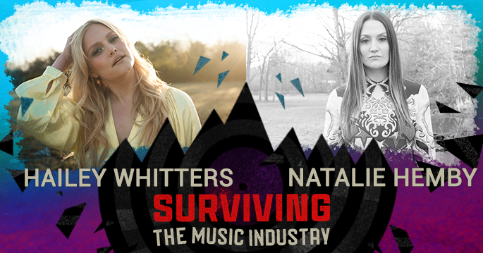 Episode 124: Natalie Hemby and Hailey Whitters - Songwriters and Artists