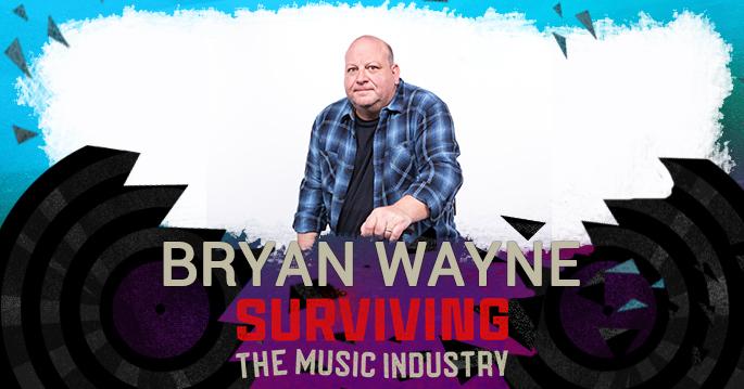 Episode 125: Bryan Wayne - Songwriter and ALS Warrior
