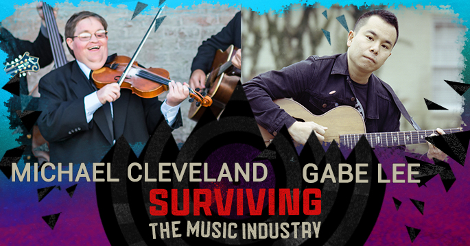 Episode 127: Michael Cleveland and Gabe Lee - Champion Instrumentalist and Artists