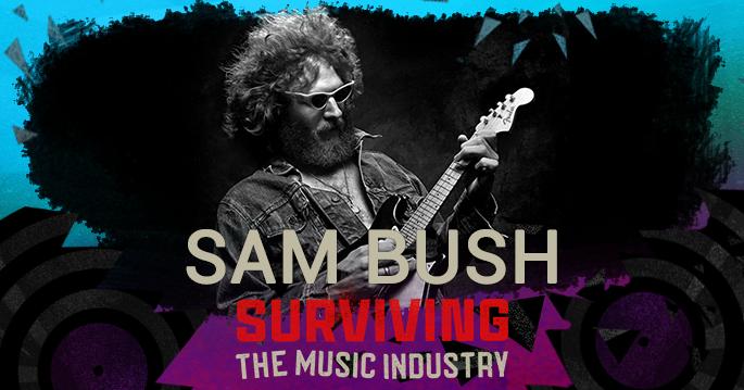 Episode 133: Sam Bush - Artist, Instrumentalist