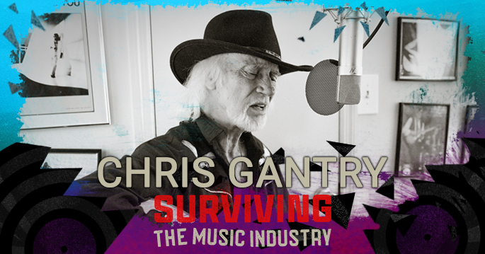 Episode 135: Chris Gantry - Outlaw Country, Artist, Songwriter