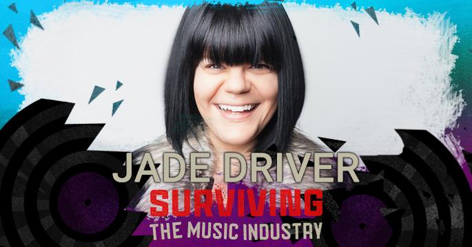 Episode 136: Jade Driver - Music Marketing, Digital Marketing, Mental Health