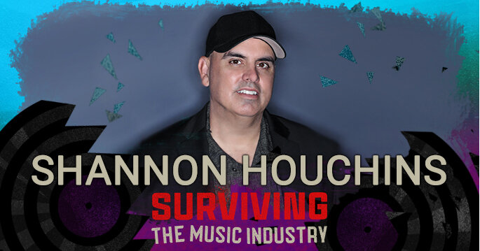 Episode 137: Shannon Houchins - Producer, CEO, Label President, Film Industry