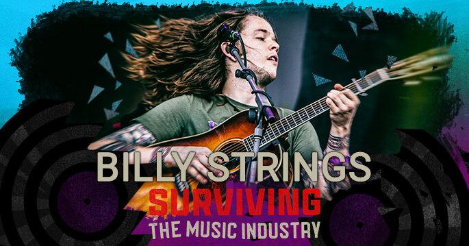 Episode 138: Billy Strings - Bluegrass, Artist, Songwriter, Instrumentalist