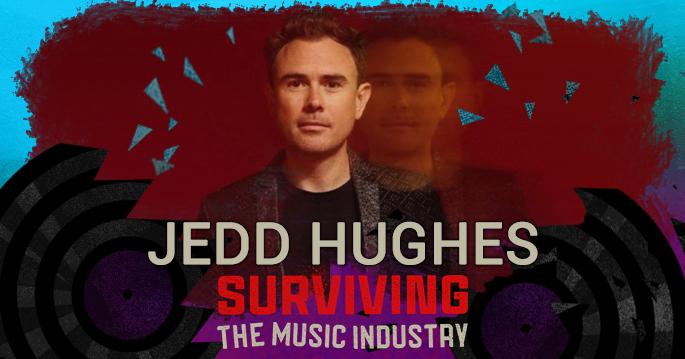 Episode 139: Jedd Hughes - Session Guitarist, Songwriter, Artist