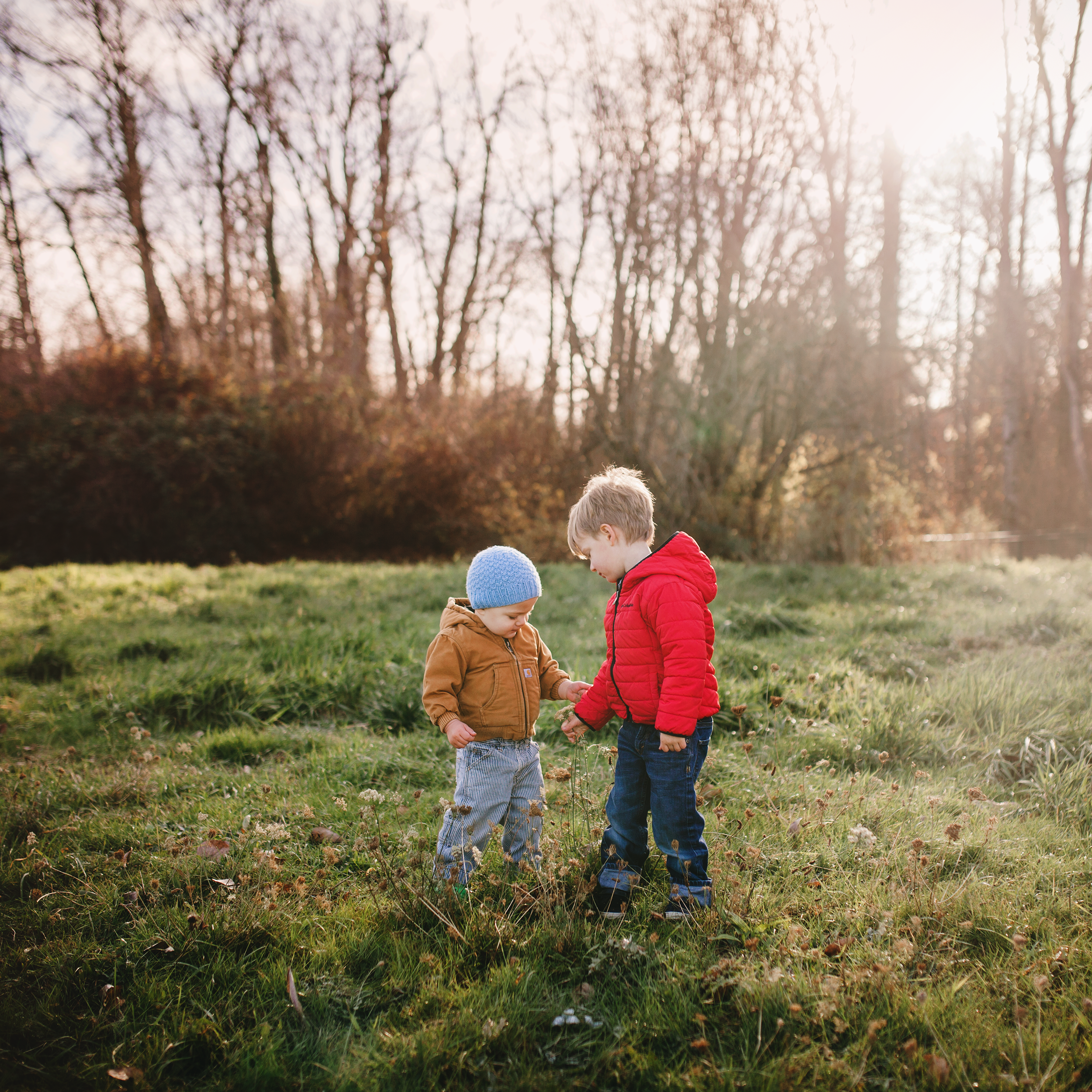"""Children   For 3-12 months I offer in-home sessions either in my studio or lifestyle in your own home. Older than that I love exploring the outdoors with them - letting them be themselves, not constrained by """"sit still"""" and capturing the real spirit of who they are now."""