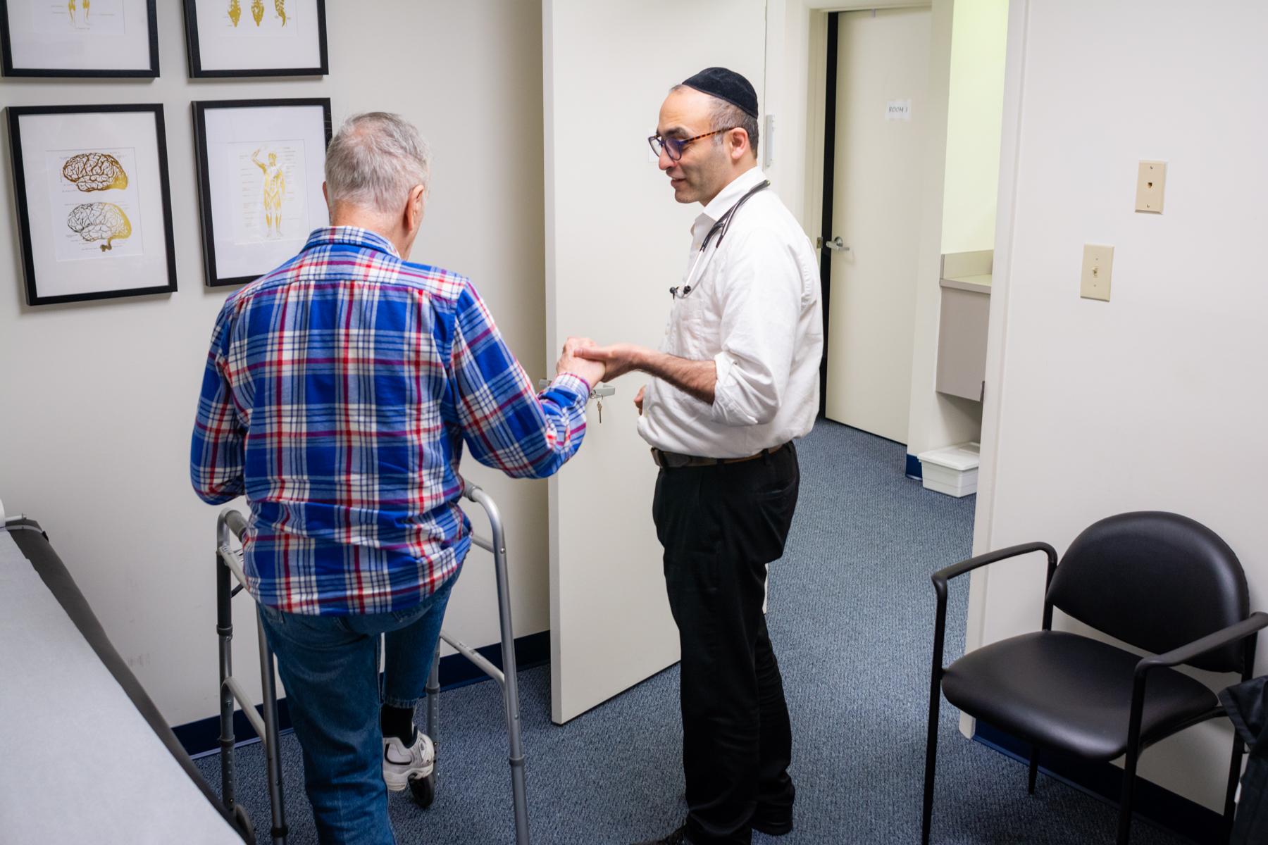 Dr L. Atanelov, MD Balance Evaluation