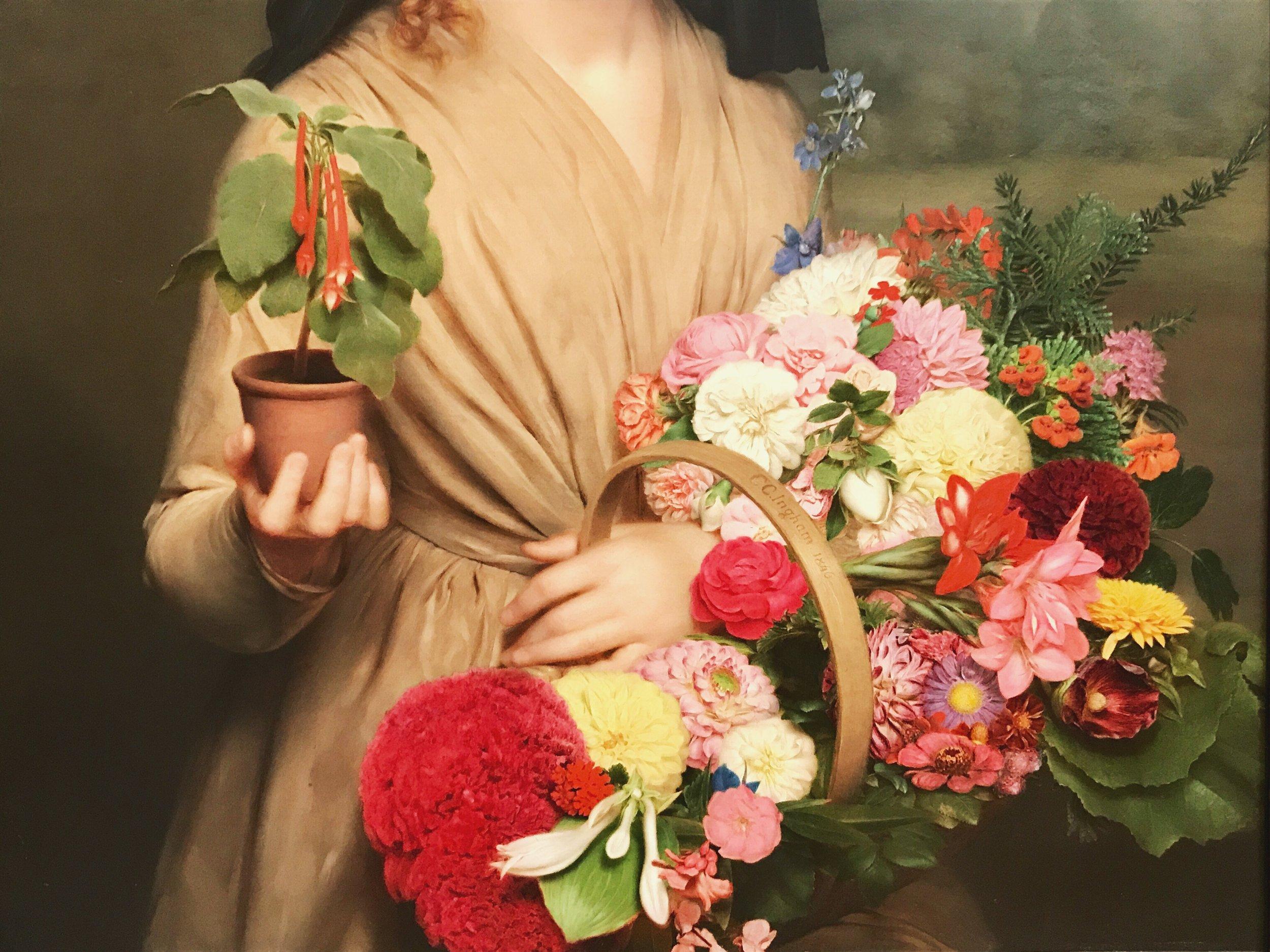 flowers books the met laura perese