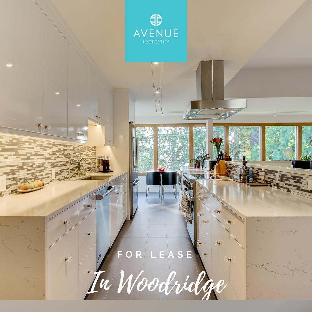 FURNISHED OR NOT- WOODRIDGE - $3700/MO /  Rented