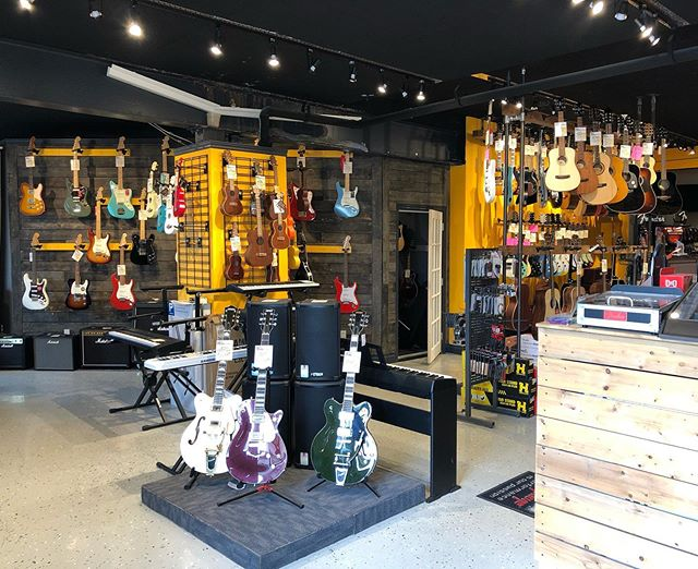 It's hot out today. But it's nice and cool in the shop. We're moving at the end of the summer, and that means amazing sale prices for you. Come by and see what tickles your fancy!