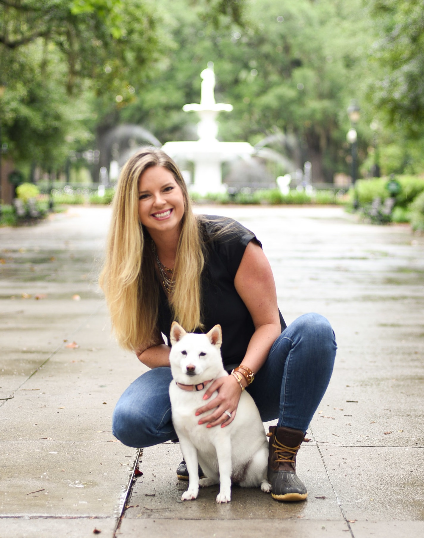 Hi there! I'm Pamela Knowles. - With a passion for all things marketing, I love serving local small businesses who are hustling hard to create the business of their dreams.I'm a born and raised Floridian living in the outskirts of Savannah with my husband, Jedison, our young son, Parker, with our diva Shiba Inu, Holli. I'm known for reciting lines from Friends and watching Law & Order SVU marathons every weekend.Want to get to know me more? Here are five facts about me!