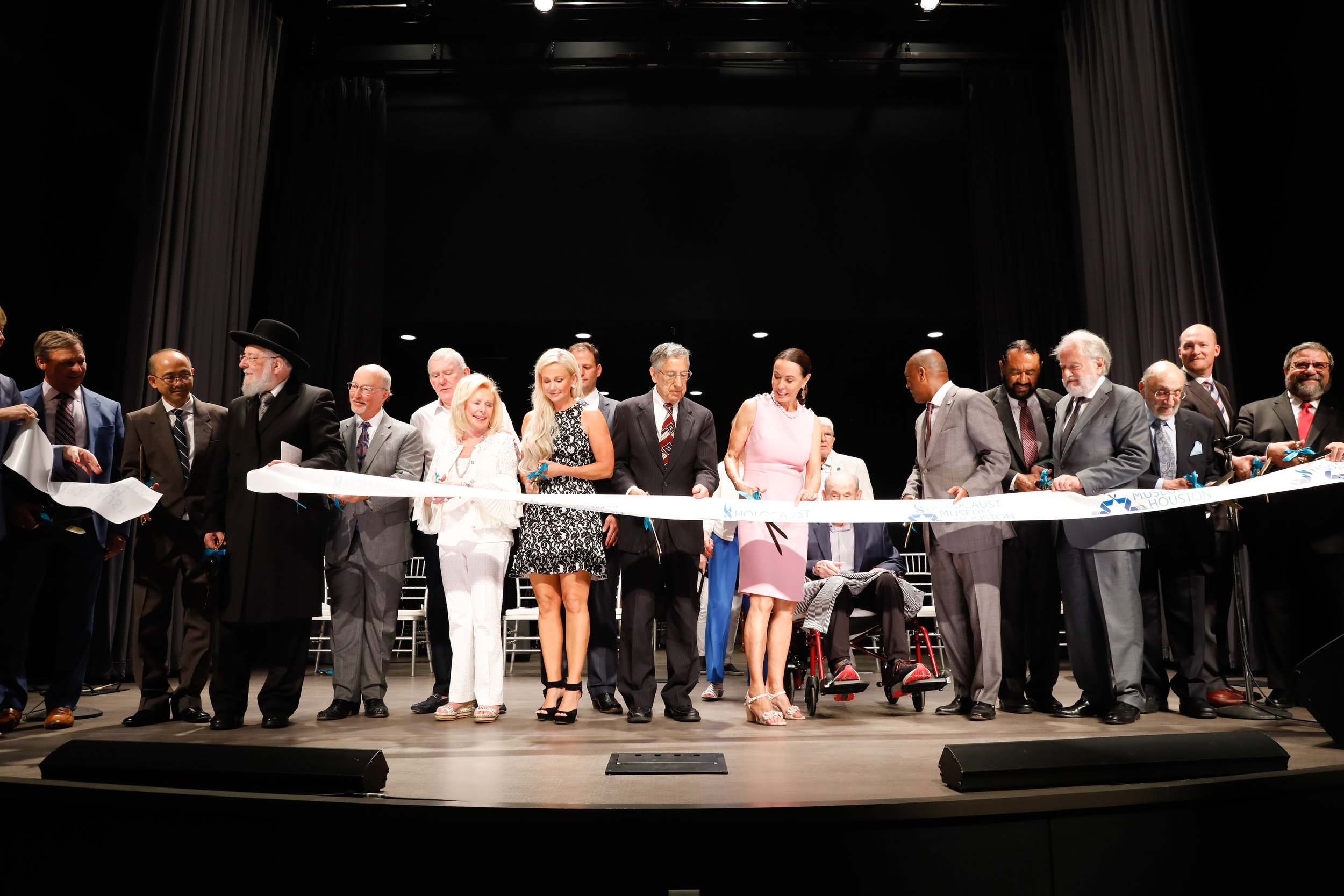 HMH Ribbon Cutting Ceremony, 16 June 2019; Photographed. by Priscilla Dickson