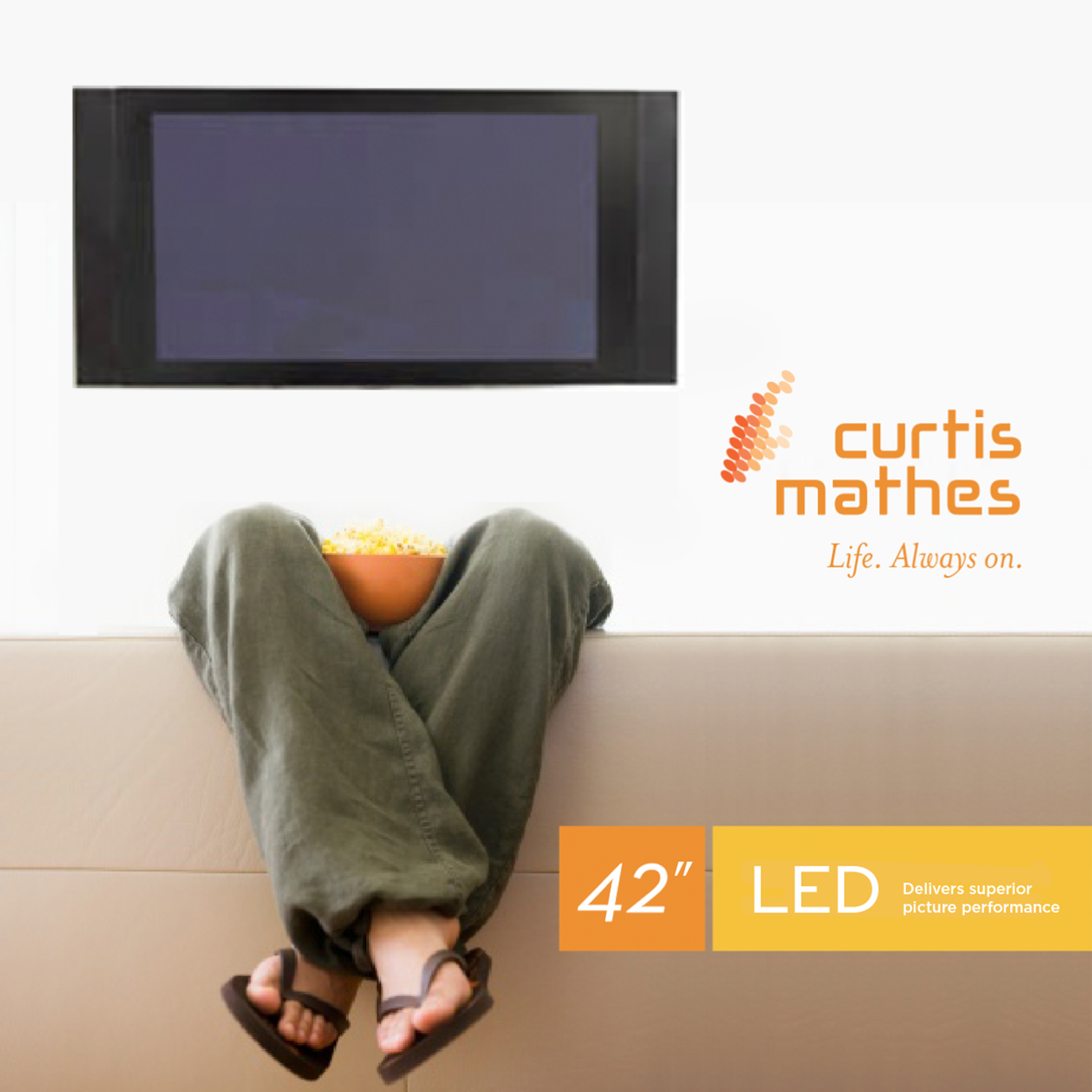 Curtis Mathes   Simplifying a technology brand for time-crunched female consumers.