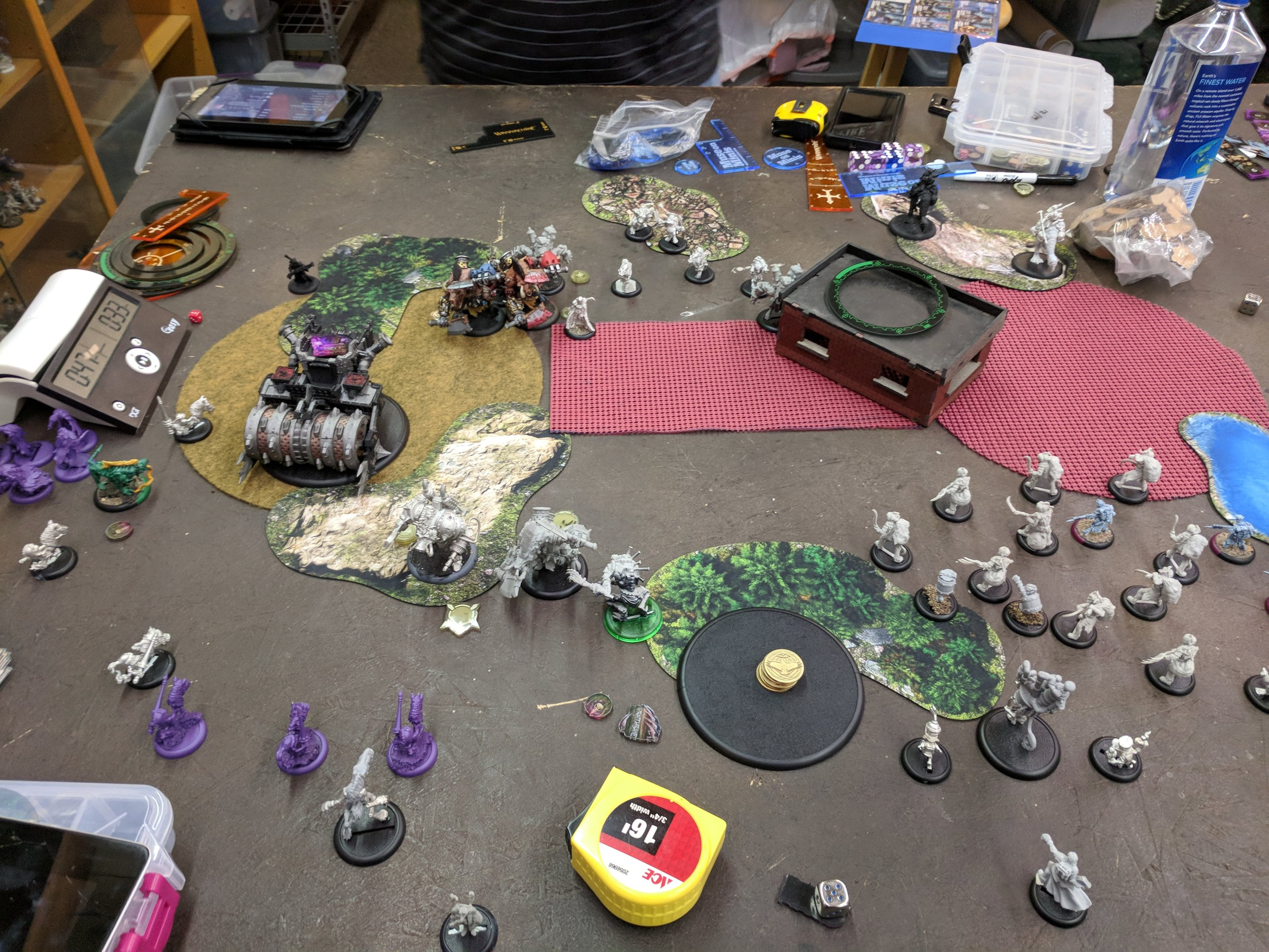 end of Minions turn 2
