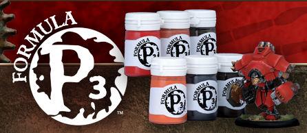 P3 sells great little studio scheme paint packs!