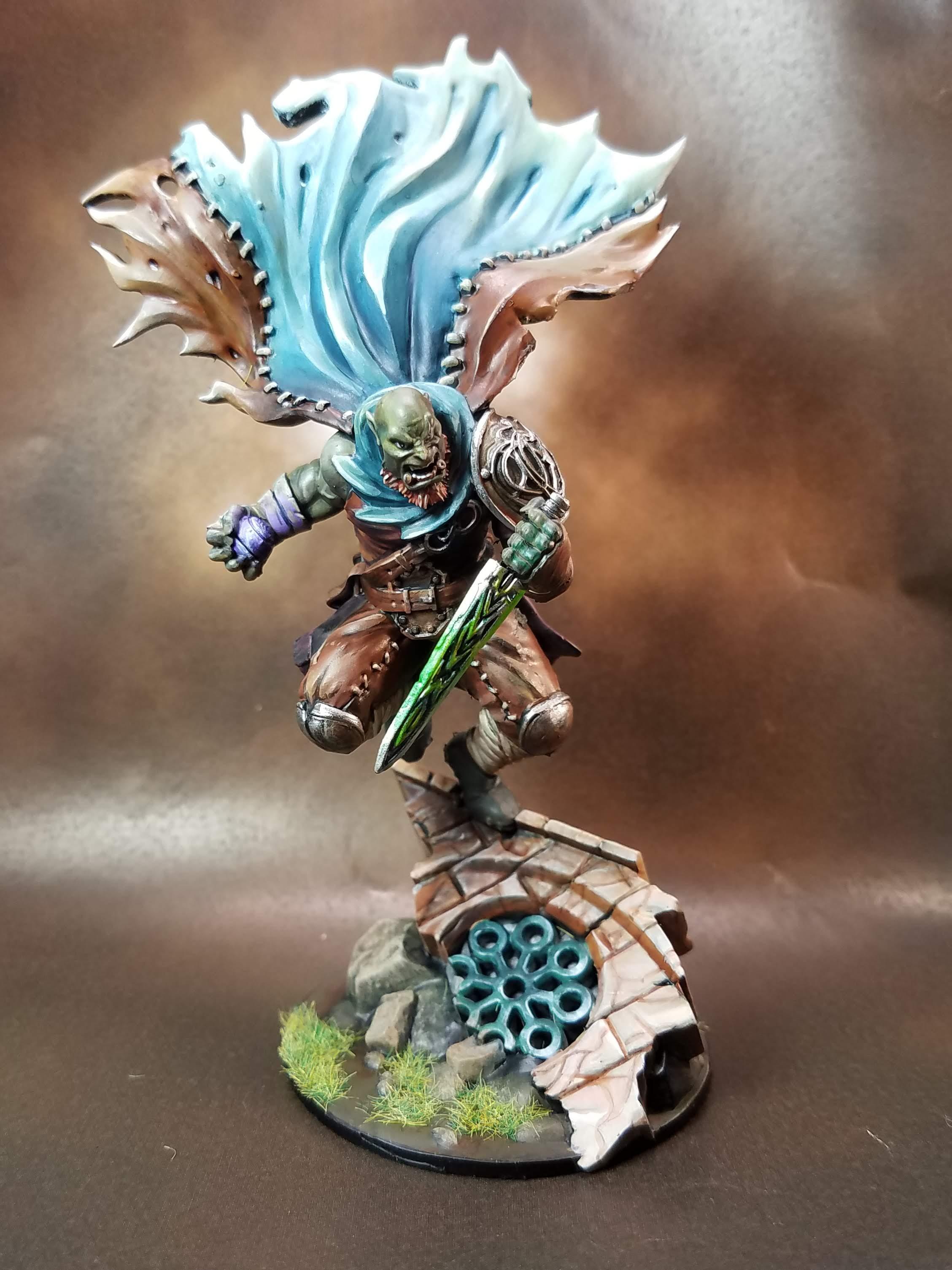 Rakkir, Orc Aggressor