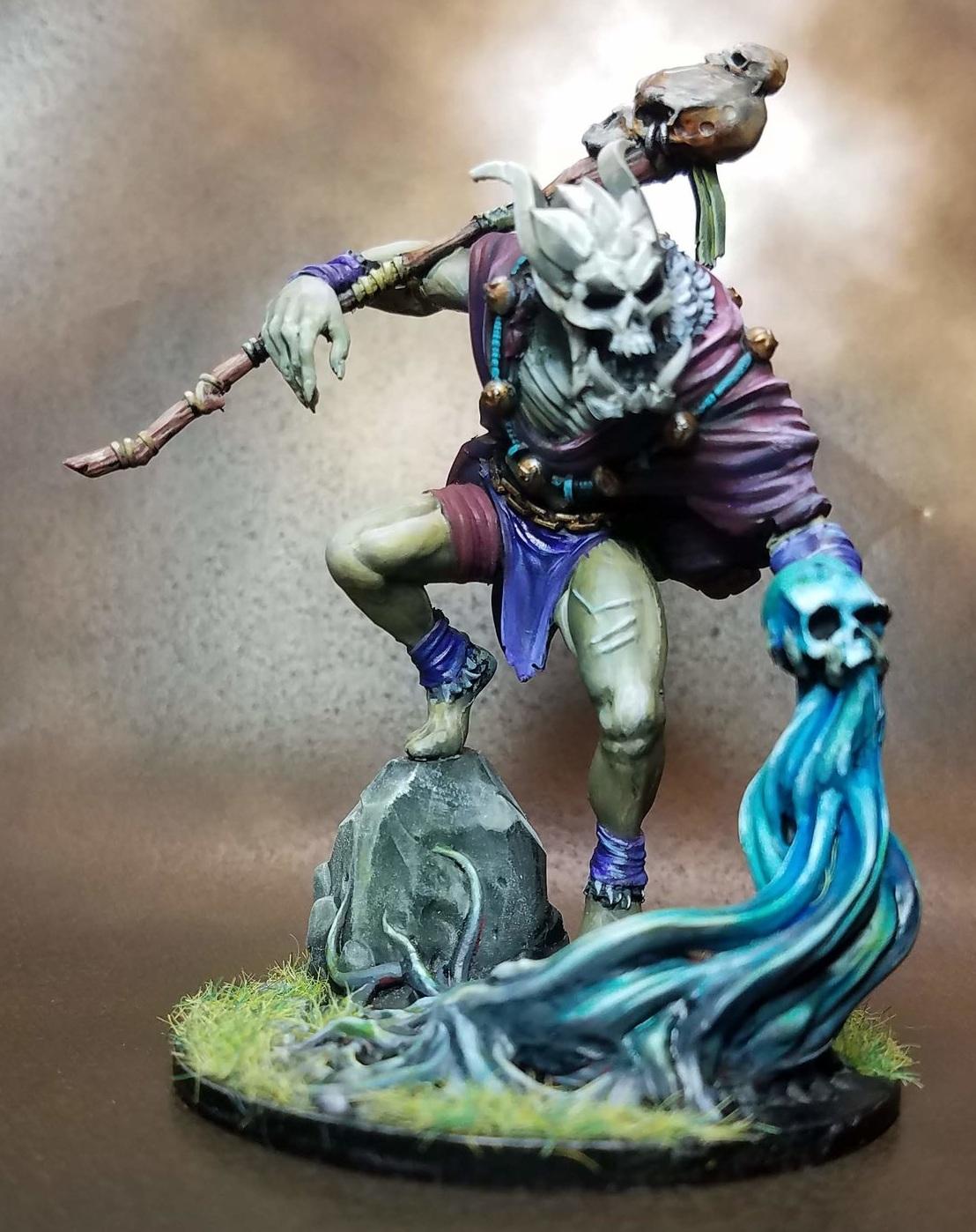 Kruul, Orc Soulgazer