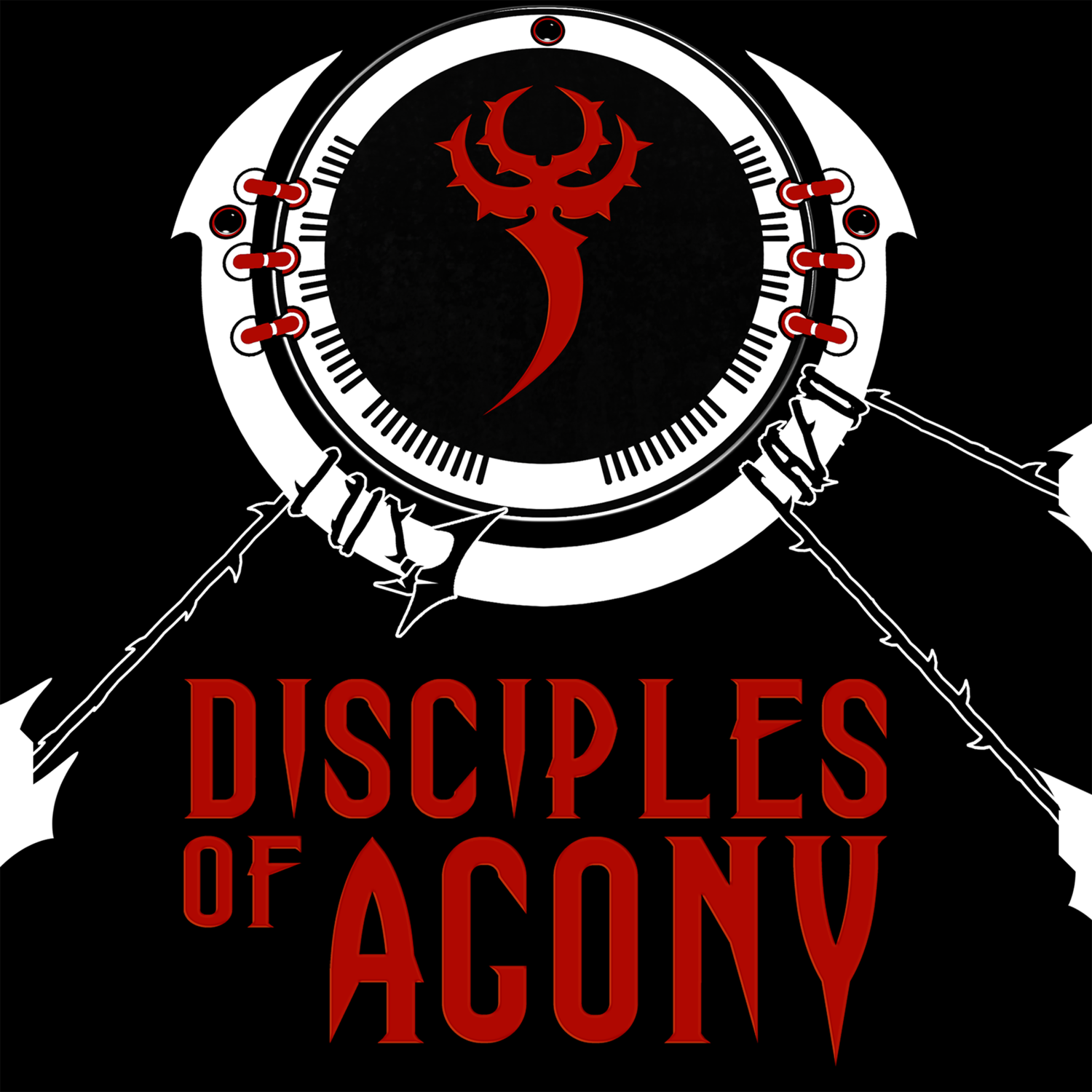 Disciples of Agony Episode 26: Tales of Warfaire Weekend