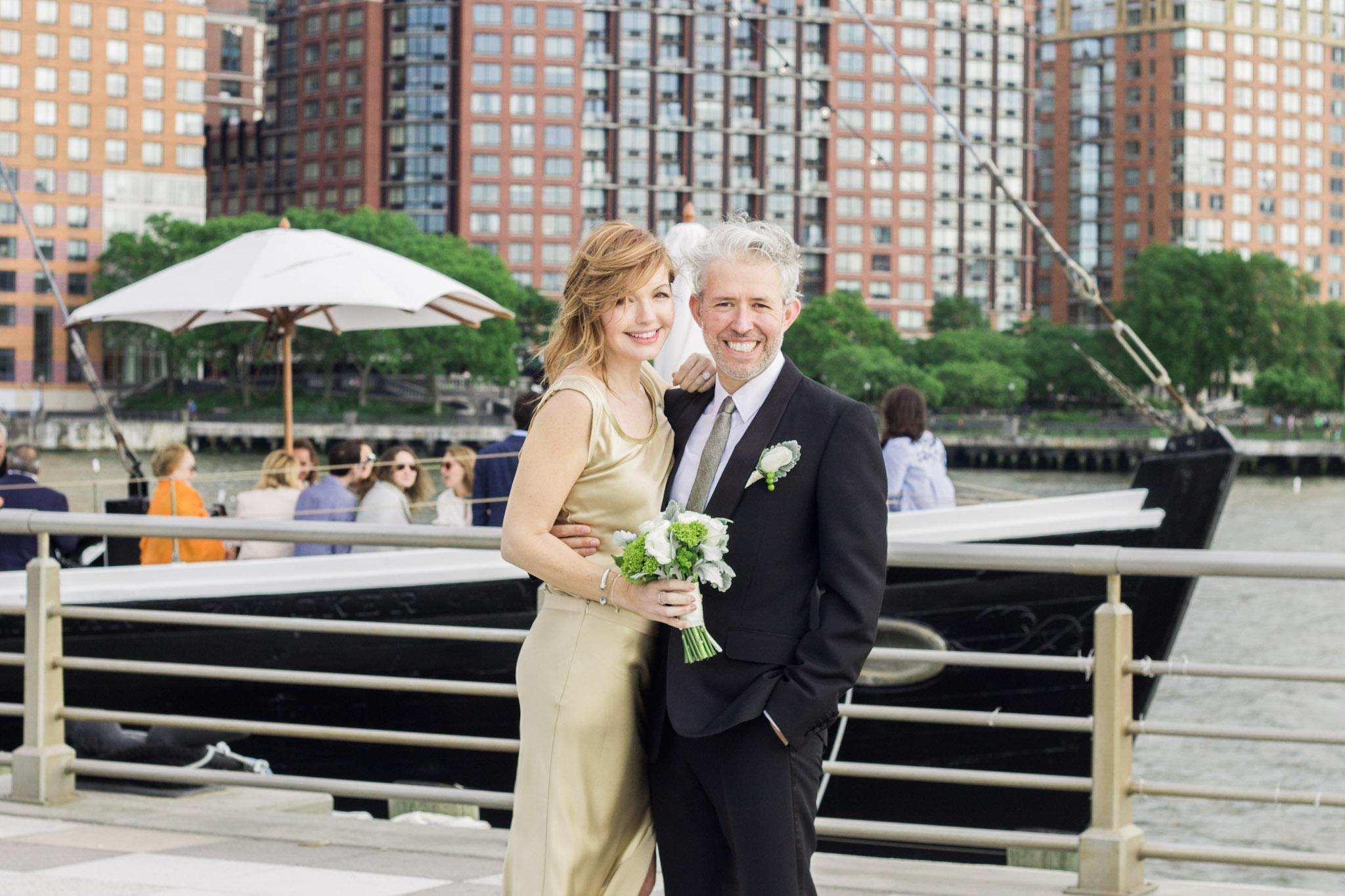 Pier 26, Manhattan Wedding, Melindanita Photography