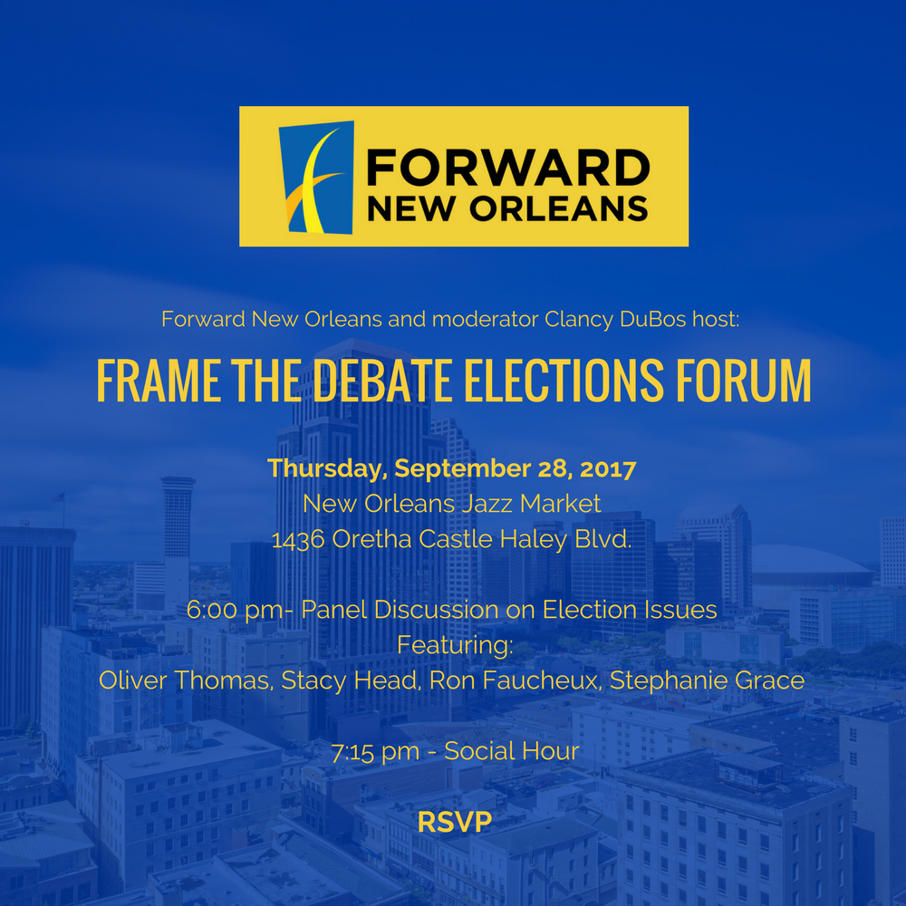 Frame The Debate Elections Forum