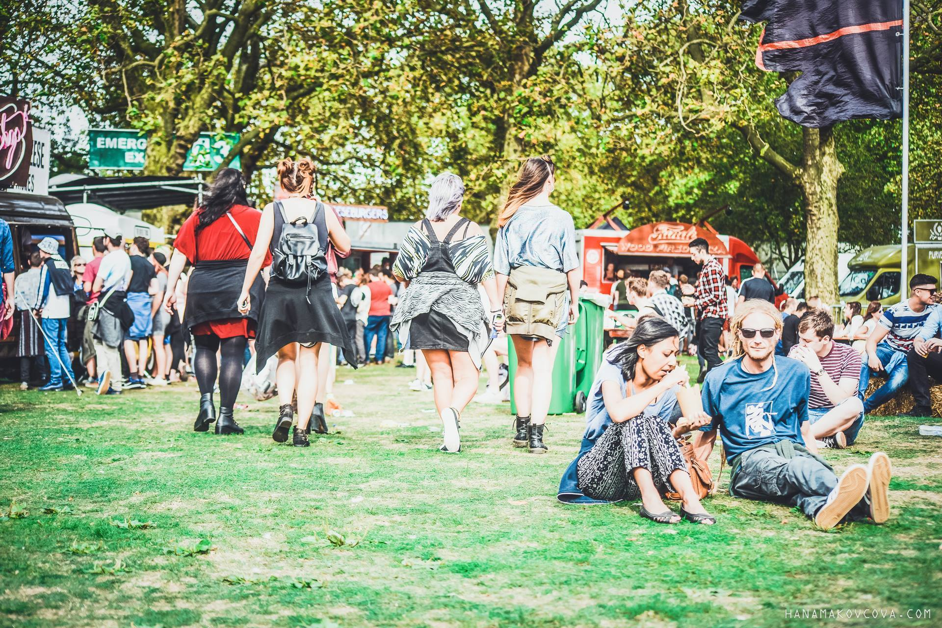 HOSPITALITY IN THE PARK -