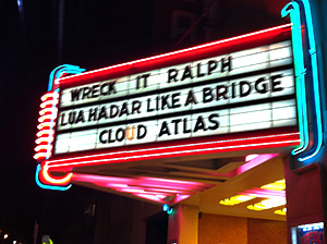 Concert Film  Like A Bridge  debuts on the big screen at the Historic Balboa Theater, San Francisco.