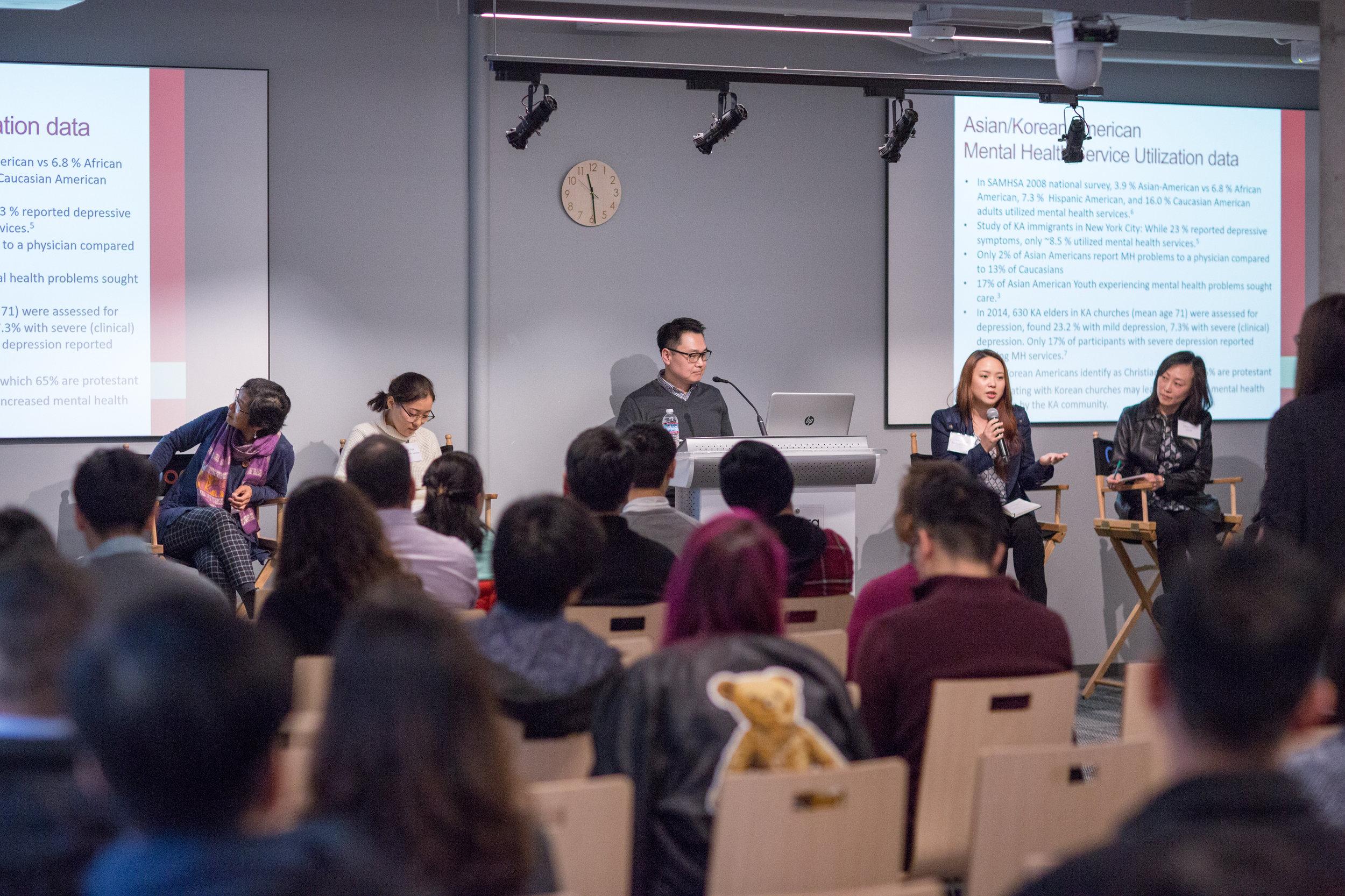 korean community conference - 2018.03.24