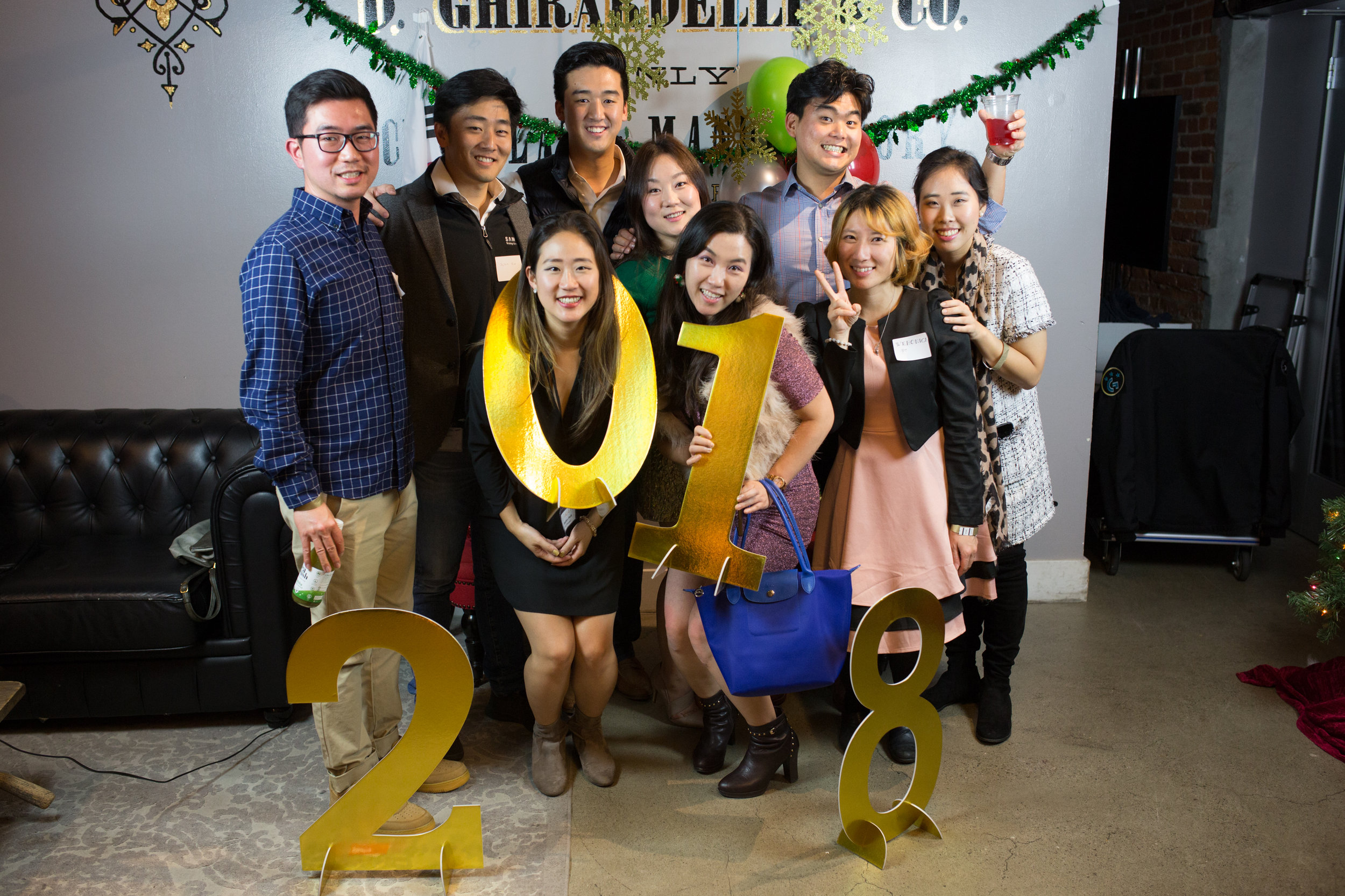 Holiday party 2018 - 2018.12.06
