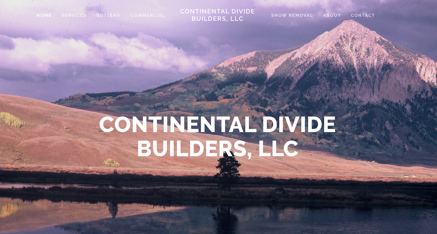 Continental Divide Builders - Continental Divide Builders are certified Butler Metal Builders for Southwest Colorado, but also offer general contracting services, and snow removal. This