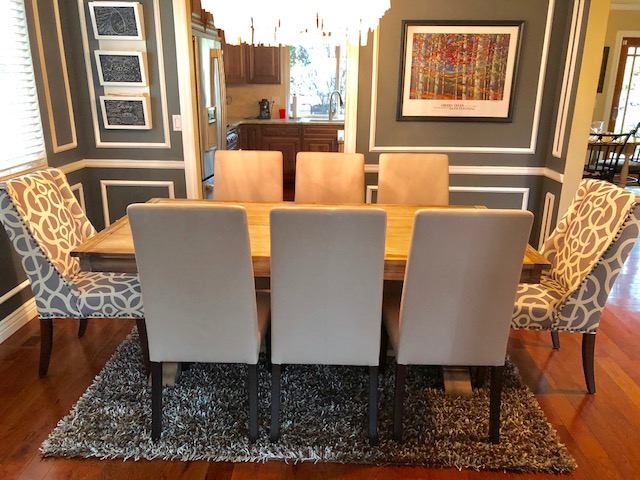 Mineral Drive | Dining Room