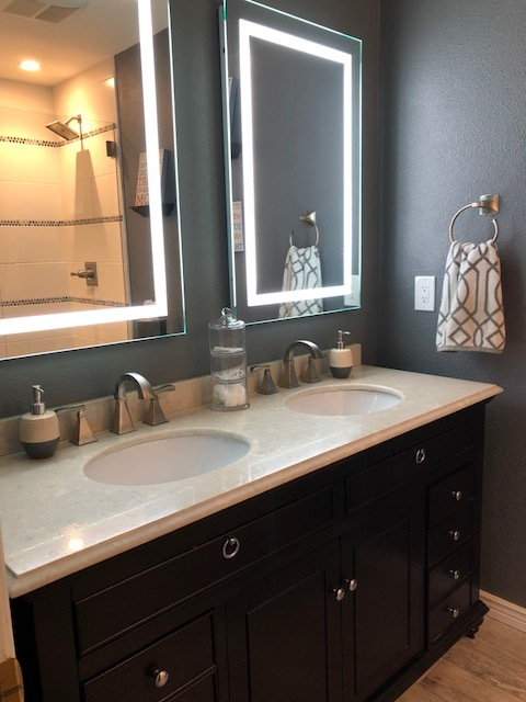 Mineral Drive | Guest Bathroom