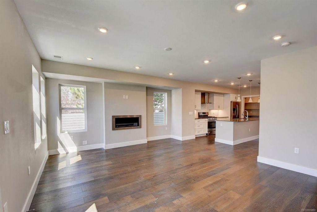 Cherokee Street | Living Room