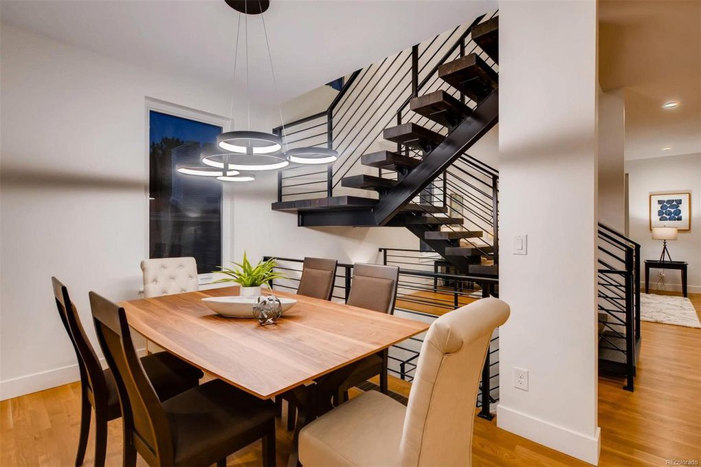 Clermont Street | Dining Room