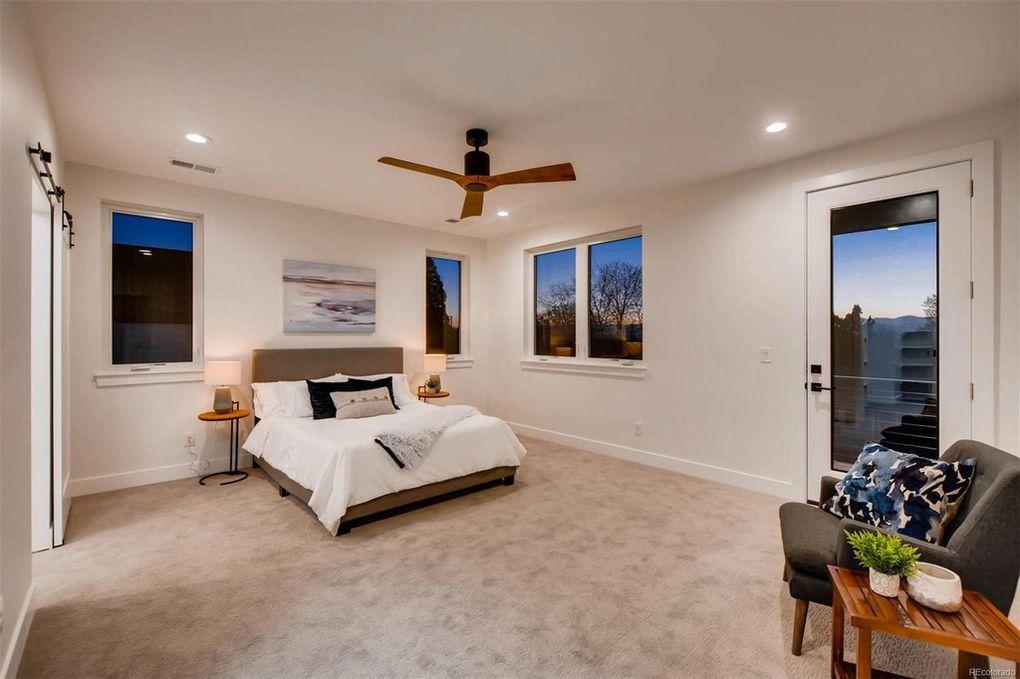 Clermont Street | Master Bedroom