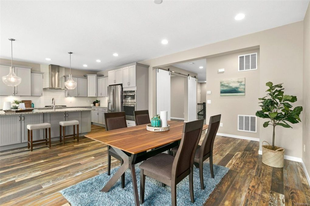Pleades Place | Dining Room