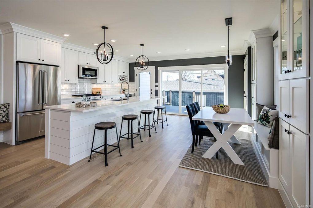Sherman Street B | Kitchen