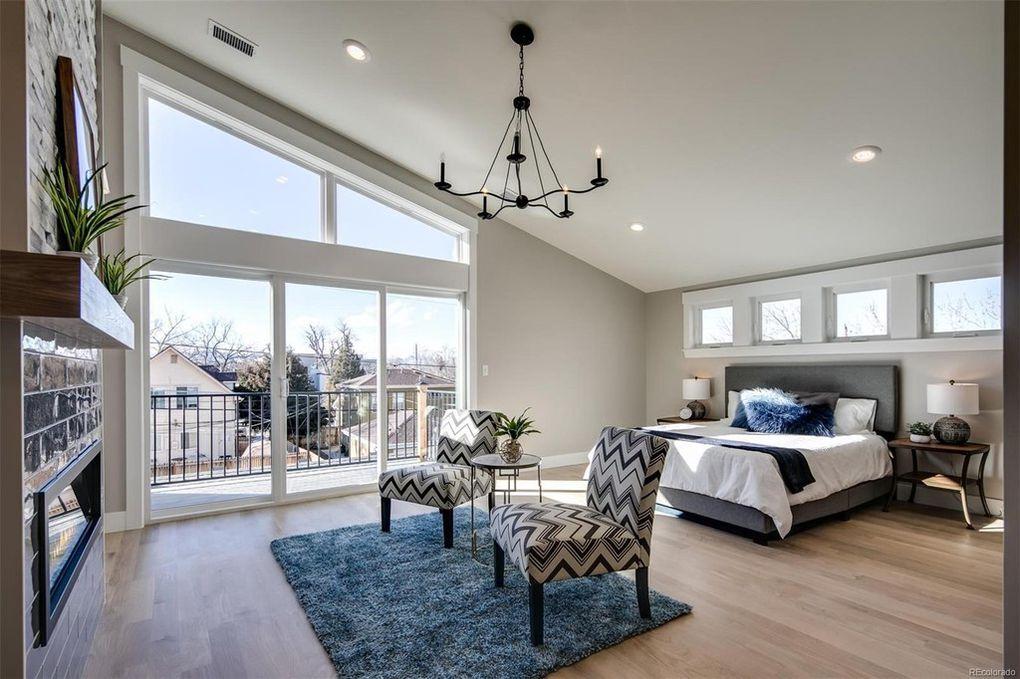 Sherman Street B | Master Bedroom