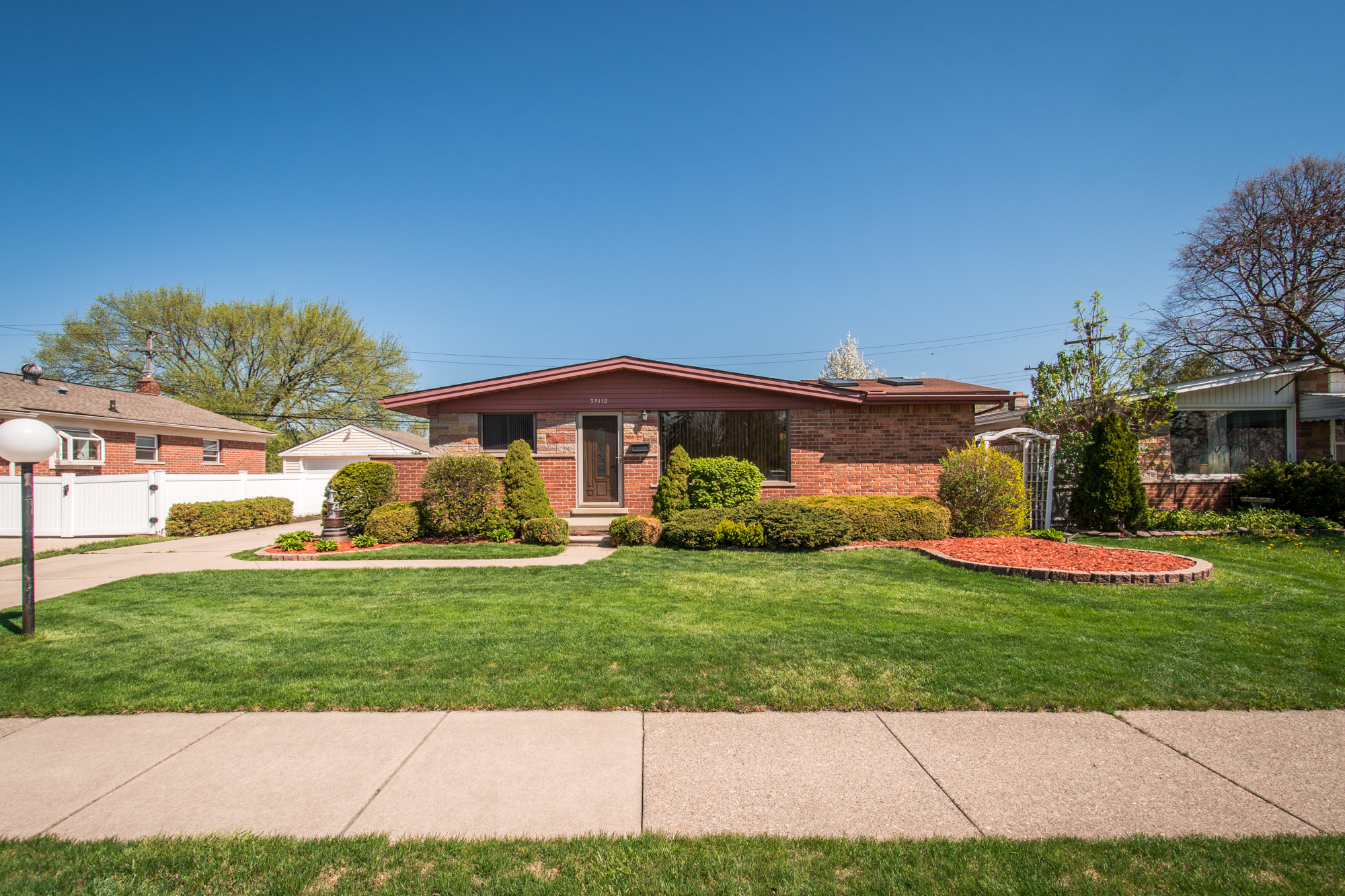 Hiveley- Westland-$137,000   DOM (Days on Market) 0/ Sold for $2,000 over asking price.   This home was in high demand and had multiple offers within minutes of hitting the market!