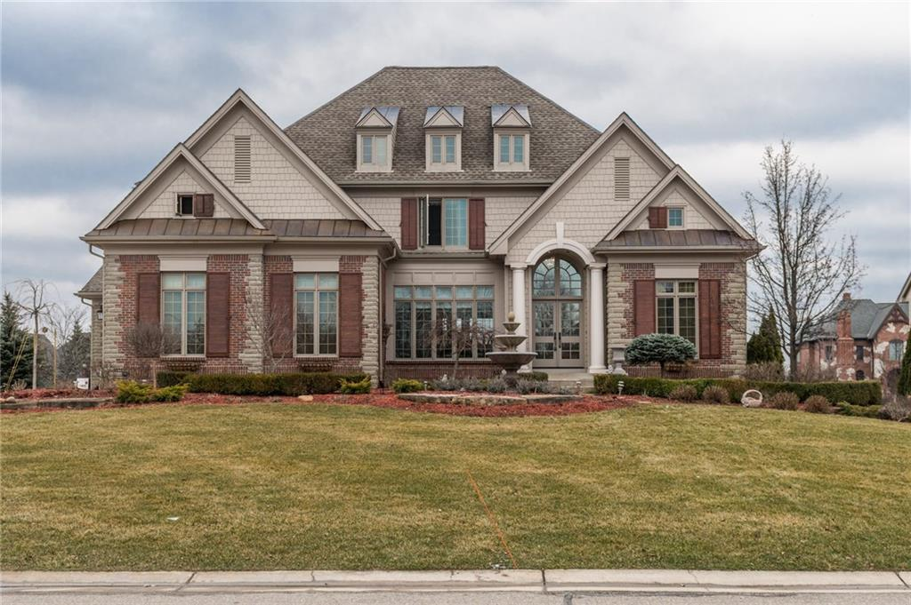 Stoney Pointe- Green Oak Twp.- Hidden Lake- $750,000   DOM 6 / Sold for 100% of asking price. We sold this high-end home quickly on the first showing while others sat on the market and were forced to lower their asking prices.