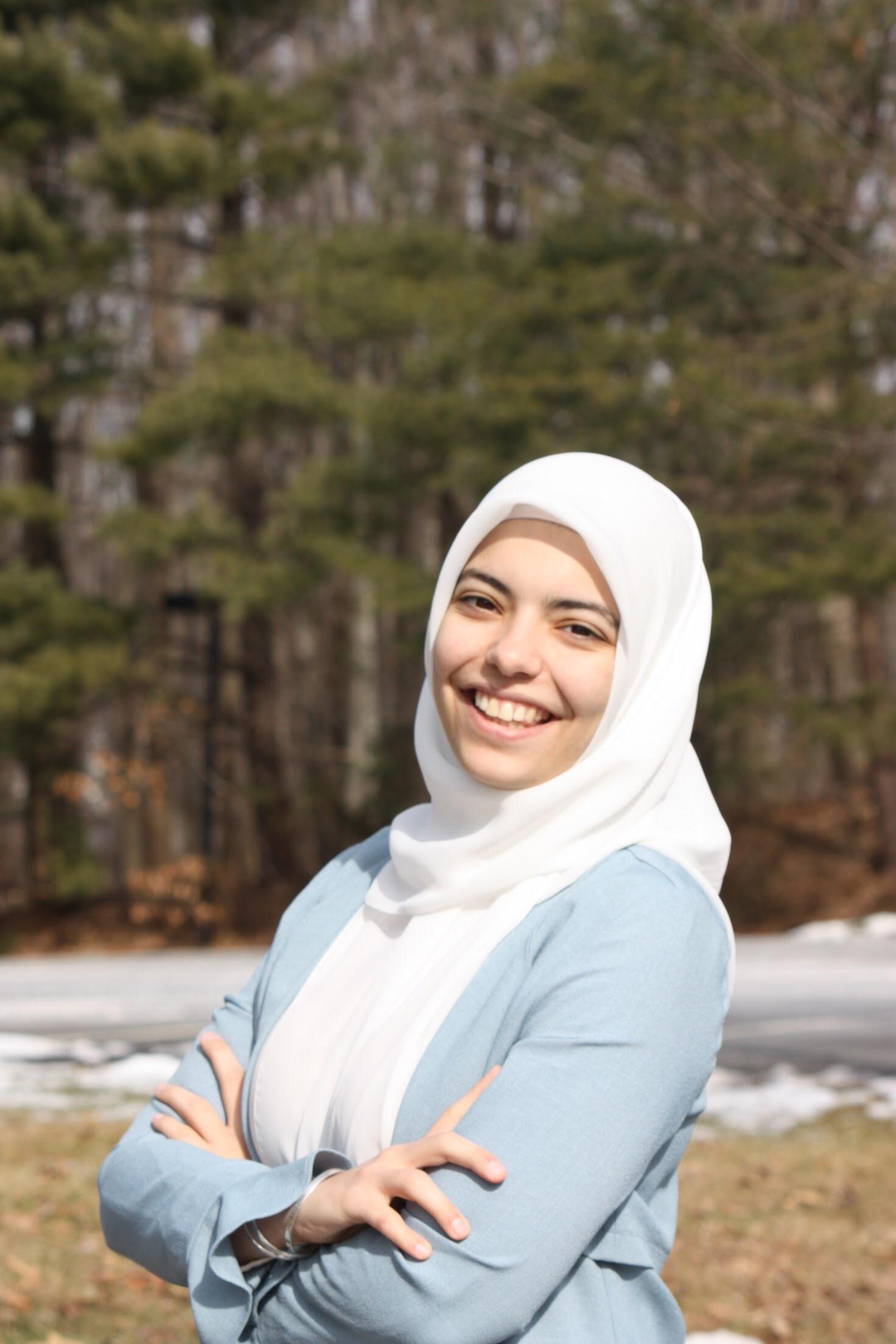 Meet Abrar Omeish -