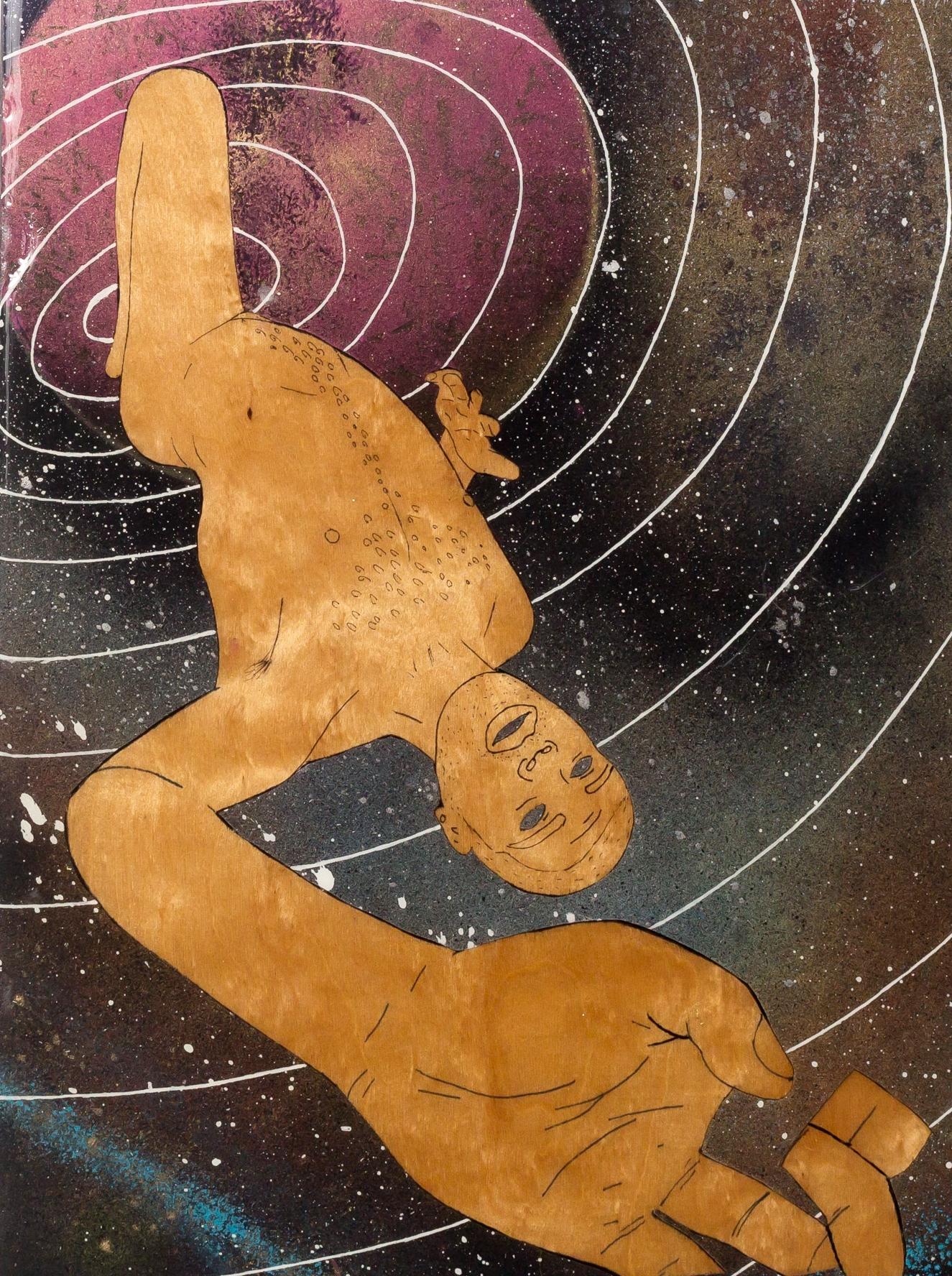Jahfre in space - 12x16 on wood w resin  $320.jpg