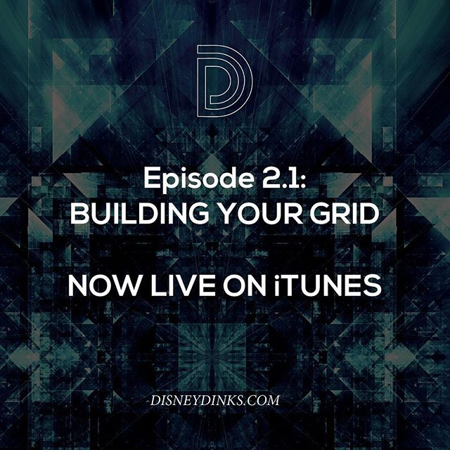 Part two of how to plan now live on #itunes organize your entire #Disneytrip in under an hour! You've done the work, now put it into action using our #triedandtrue @d1sneydinks grid method.
