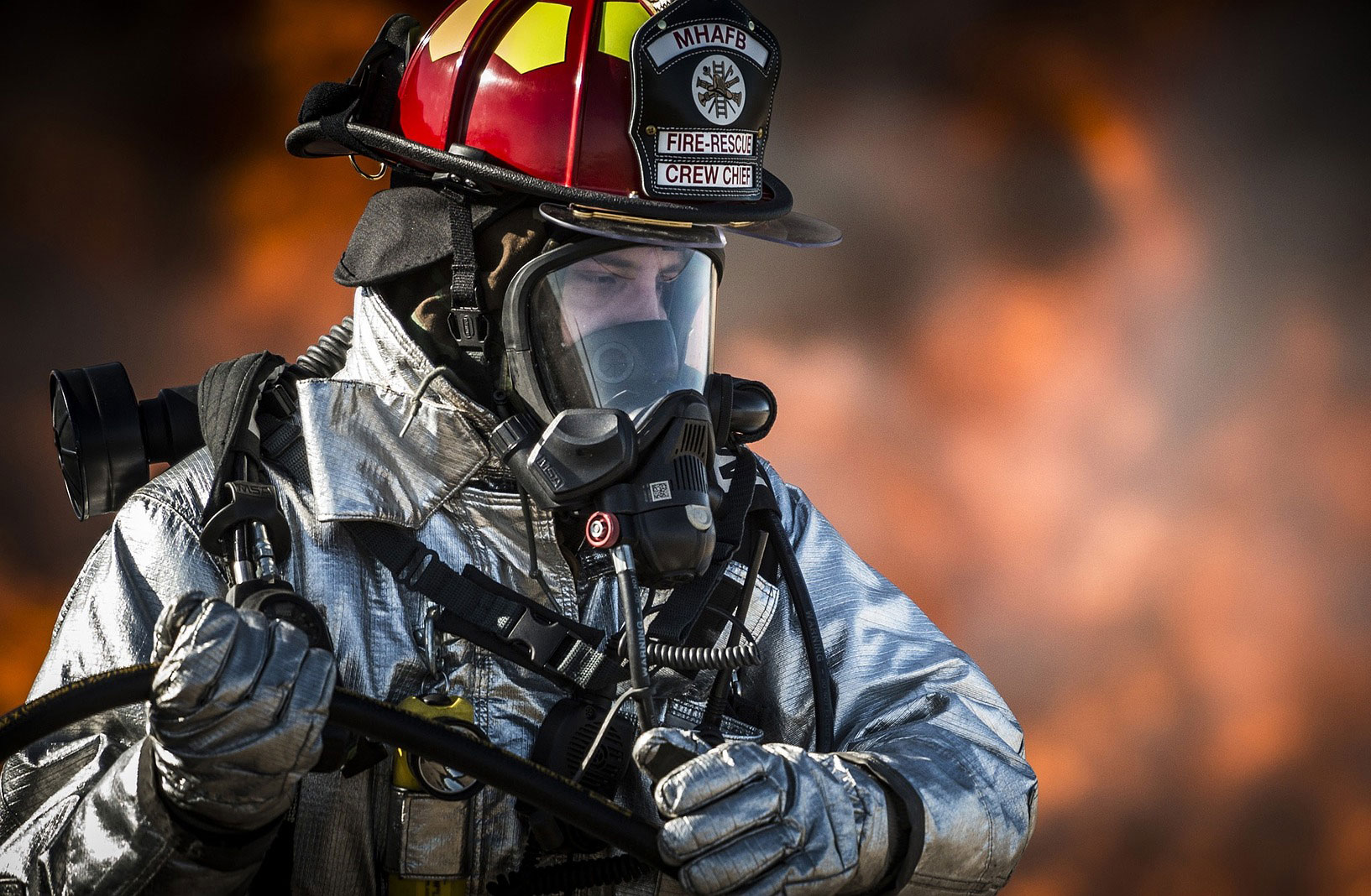 Fire Fighting Hazardous Material Training