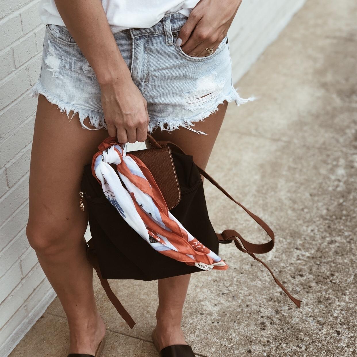 No. 3 - On your bag